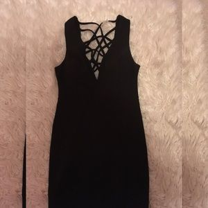 Black cocktail dress ❤️